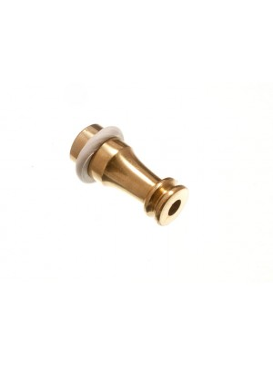 LIGHT SWITCH CORD PULL WEIGHT SOLID BRASS SMALL 38MM