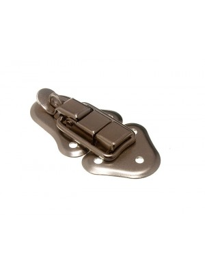 CASE CATCH CLIP OVER TOGGLE LATCH CAN USE WITH PADLOCKS SQUARE 82MM