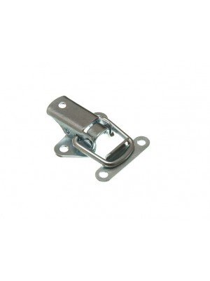 CASE CATCH TOGGLE CLIP OVER LATCH 45MM NP NICKLE PLATED STEEL