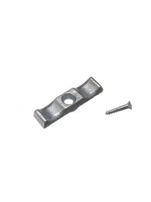 TURN BUTTON CATCH GRANNY SHED CUPBOARD DOOR LATCH 50MM BZP