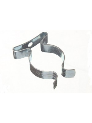 TERRY TOOL CLIP SPRUNG STEEL HOLDER 16MM 5/8 INCH ZINC PLATED
