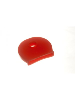 KEY CAP IDENTIFYING COVERS COLOURED RED