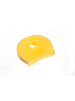 KEY CAP COVER COLOURED YELLOW